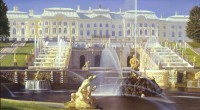 Guided Tour to Peterhof Palace, Petergof Park